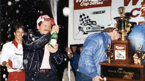 Super championships in NASCAR