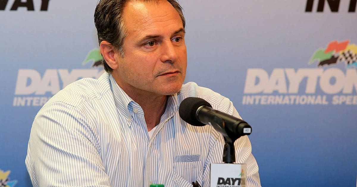 Nascar Moves Chad Little To Inspection Role Elton Sawyer