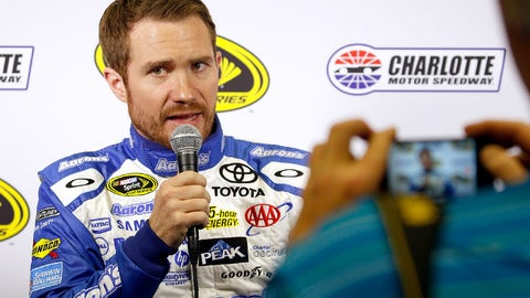 10. BRIAN VICKERS, 45 races