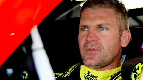 3. CLINT BOWYER, 77 races