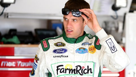 4. DAVID RAGAN, 62 races