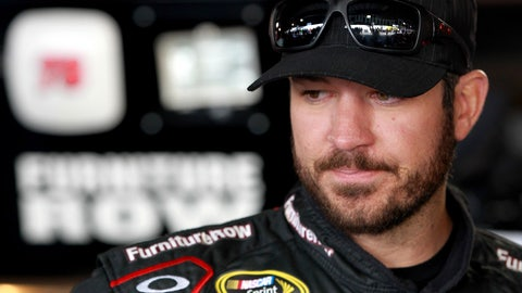 8. MARTIN TRUEX JR., 56 races