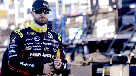 2. PAUL MENARD, 124 races