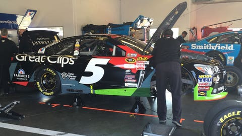 Garage pass: Friday's Sprint Unlimited practice at Daytona
