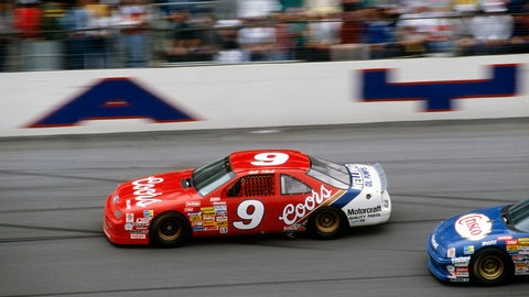 2. Daytona International Speedway, Bill Elliott, 210.364 mph, Feb. 15, 1987