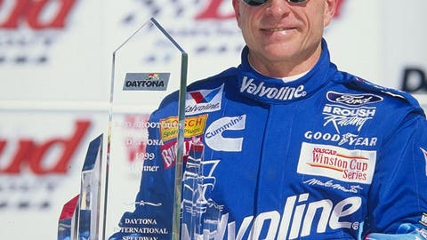 Winners of NASCAR's opening exhibition through the years