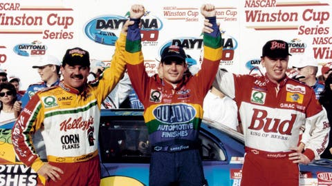 7. TERRY LABONTE