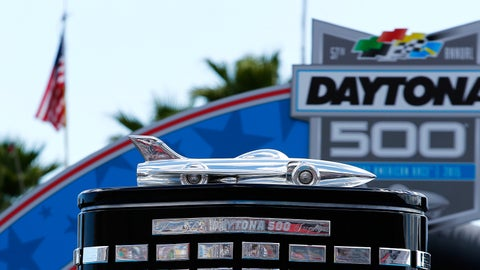 Nine days of Daytona