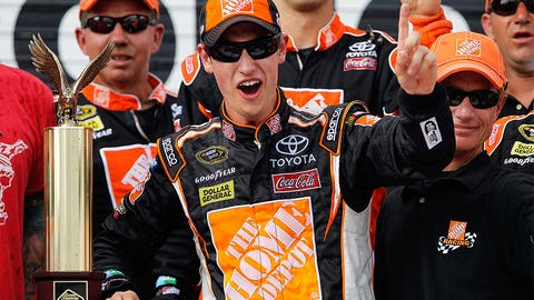 Good Times: Daytona 500 champ Joey Logano's career highlights