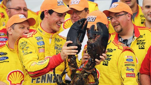 Good Times: Daytona 500 champ Joey Logano's career highlights