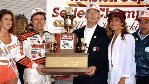 1. Kulwicki wins title, Petty retires, Gordon debuts