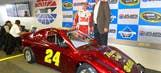 Atlanta Motor Speedway gives Jeff Gordon special gift for son Leo