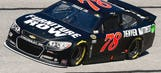 Happy days: Martin Truex Jr. seeing the light at Furniture Row Racing