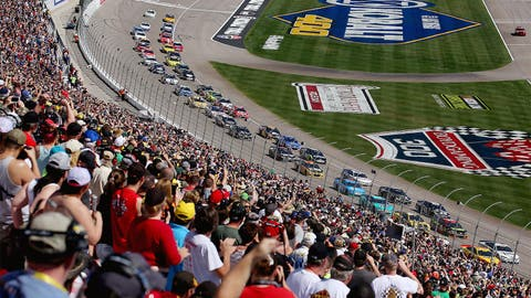Five drivers who can win at Las Vegas Motor Speedway
