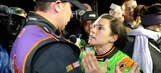 Danica Patrick reflects on 2015 Daytona run-in with Denny Hamlin