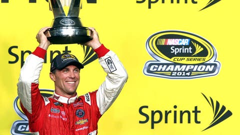 The 10 biggest wins of Kevin Harvick's Sprint Cup career