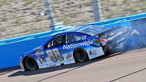 Taming the wild West: NASCAR's western swing continues in Phoenix