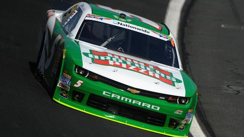 Memorable green paint schemes in NASCAR history
