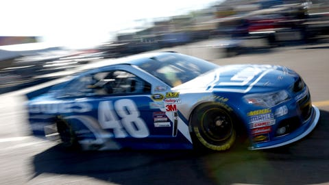 California contenders: Jimmie Johnson