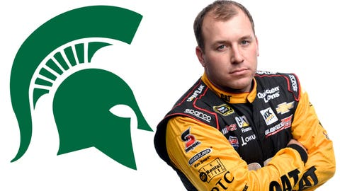 RYAN NEWMAN/MICHIGAN STATE