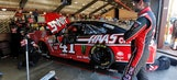 Friday Sprint Cup practice results: Auto Club Speedway
