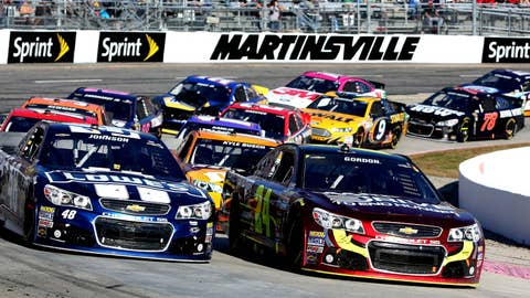 5 contenders to win at Martinsville
