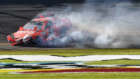 Yellow fever: The wildest wrecks of the 2015 season