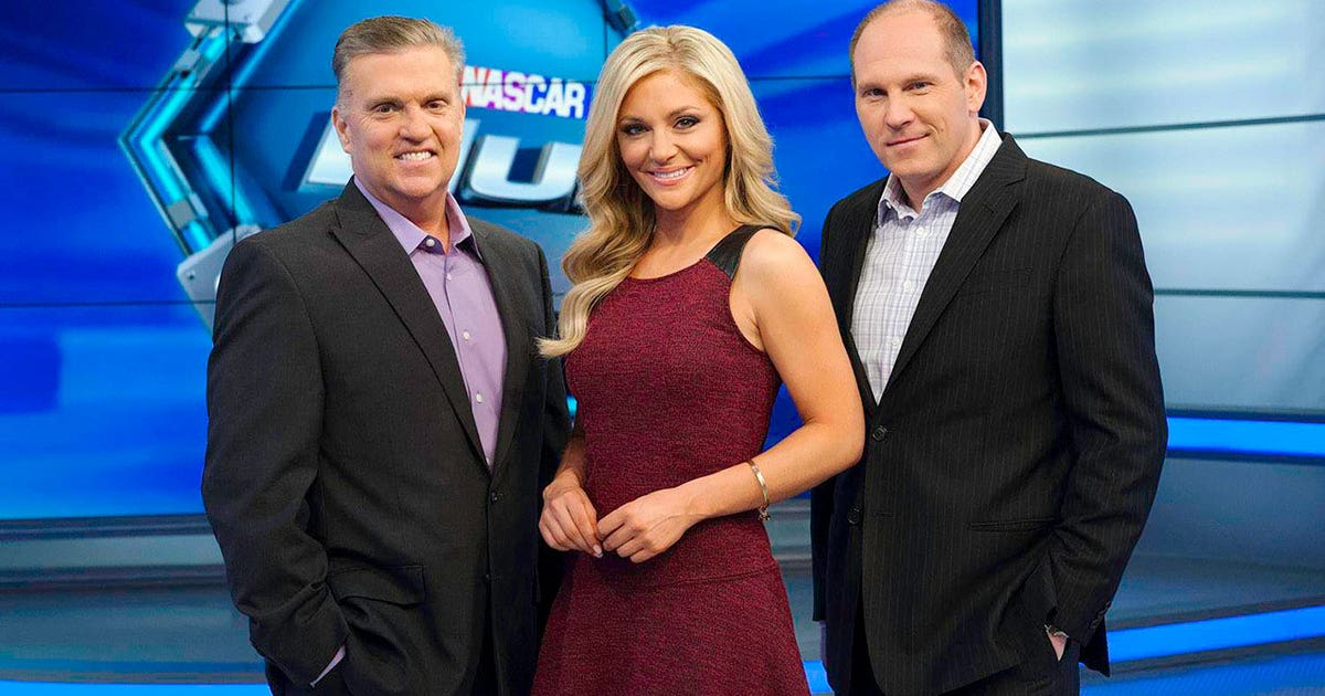 nascar on fox talent react to the passing of steve byrnes