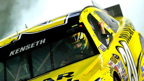 2. Kenseth gets it done