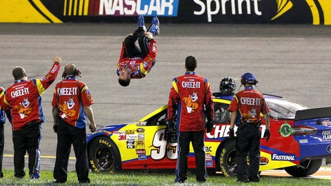 2013 Federated Auto Parts 400