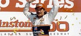 Intimidating run: Dale Earnhardt's last victory was a stunner
