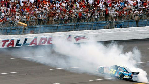 Plate great: Jeff Gordon's 12 wins at Talladega and Daytona