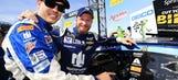 Junior jubilation: Scenes from Earnhardt's emotional win at Talladega