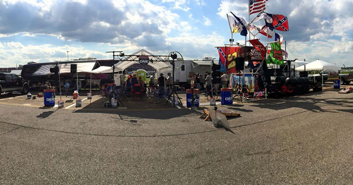 The Dega Do Club Is A Talladega Infield Story Worth