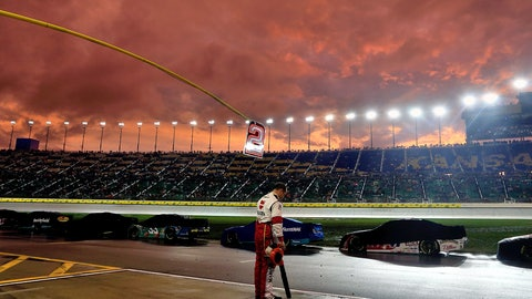 Photos: Looking back at the SpongeBob SquarePants 400 at Kansas Speedway