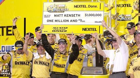 2004: Matt Kenseth