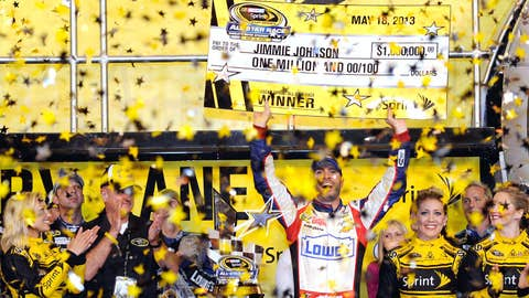 2013: Jimmie Johnson