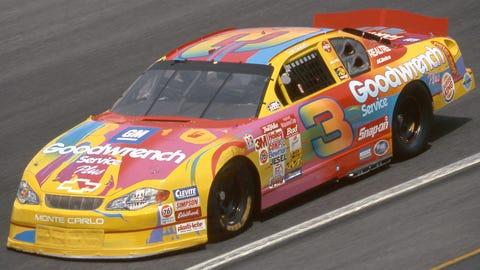 Dale Earnhardt, 2000
