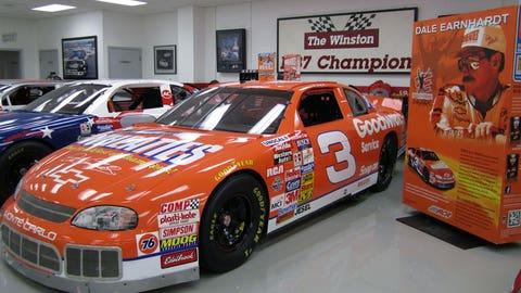 Dale Earnhardt, 1997