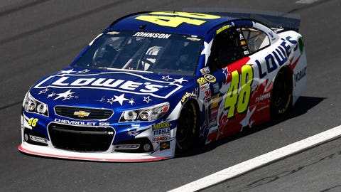 Jimmie Johnson, 2014