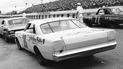 Junior Johnson, 1966