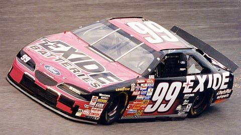 Jeff Burton, 1997