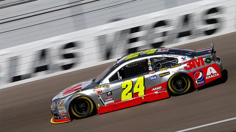 Hendrick Motorsports: The many paint schemes of 2015