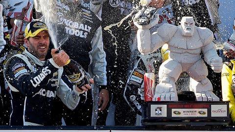 NASCAR's top 10 winner's trophies