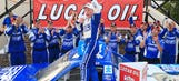 Tyler Reddick rallies for Truck Series victory at Dover