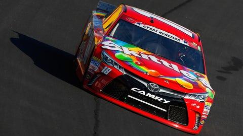 Like a rainbow: The many colors of the Joe Gibbs Racing cars