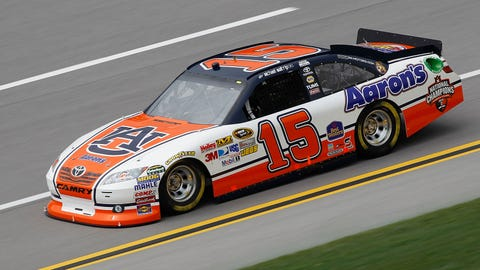 Michael Waltrip: Auburn University