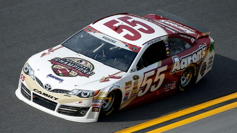Brian Vickers: Florida State University