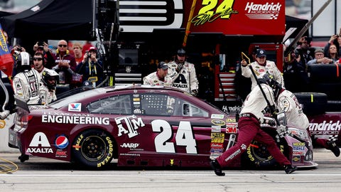 Jeff Gordon: Texas A&M University