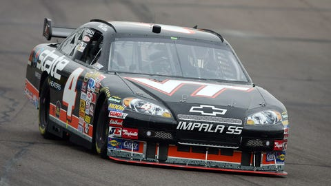 Ward Burton: Virginia Tech University